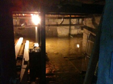 my basement flooded and i installed a sump pump