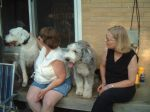 Bentley, Jil, Dixie and Holly.JPG